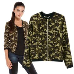Military Fashion Women | 2014 spring new arrival fashion military wind jacket outerwear women s ...