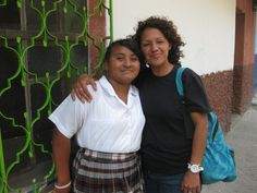 Photo of the Week: Yoli facilitates scholarships so youth in #LaLimonada can continue their education from 6th grade through graduation. | Lemonade International