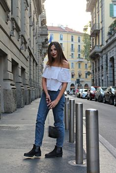 Grudge meets Classy: walking around Milan – The Hot Mess