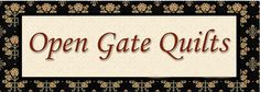Open Gate Quilts - Patterns, Books and Rulers