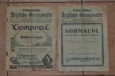 Zeitungen Königsberg Ostpreussen 2 Stück.