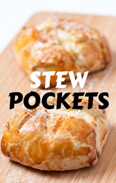 Michael Symon made a great Stew Pockets recipe on The Chew. These meat pies have a buttery, crunchy crust and a delicious filling made from your favorite stew. http://www.foodus.com/chew-michael-symon-stew-pockets-recipe/
