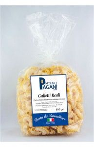 Galletti reali di semola di grano duro gr 500