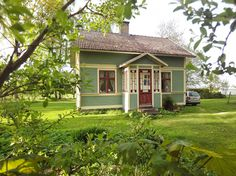 sweden cute houses | Sweden turned out to be super cute & more normal than I expected. The ...