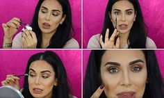 Dubai-based beauty blogger Huda Kattan has treated her fans to a two-and-a-half minute tutorial showing how fibres from the cheap household item can create long, spidery eyelashes.
