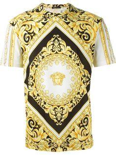 Versace Medusa Baroque T-shirt - Elite - Farfetch.com