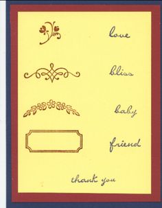 Index - Noteworthy by galleryindex - Cards and Paper Crafts at Splitcoaststampers