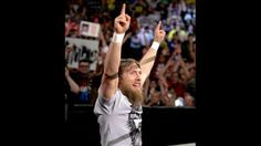 John Cena and Daniel Bryan take part in theWWE Championship Contract Signing to kick off Raw. Summerslam 2013, Daniel Bryan Yes, Usa Network, Randy Orton, Triple H, John Cena, Infatuation, Wwe Superstars, New Face