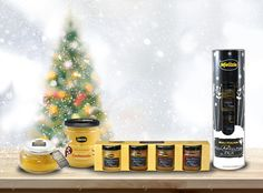 I mieli italiani di #Mielizia per un #Natale sotto il segno della dolcezza naturale