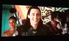Tom Hiddleston as Loki in Thor: Ragnarok. Source: https://www.instagram.com/p/BZtgx1NgYyN/