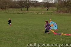 Lets go fly a kite- part of Family Frolics linky!