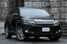 写真で見る トヨタ「ハリアー プロトタイプ」 - Car Watch