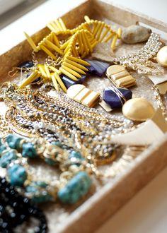 Jessie Epley Short Home Tour // jewelry storage