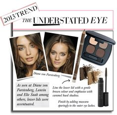 """""""the understated eye"""" by sherbetfountain ❤ liked on Polyvore"""