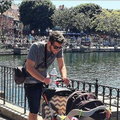 The DILFs of Disneyland Are Real and They're Amazing: Adult supervision is definitely required when viewing the best attraction at Disneyland: DILFs.