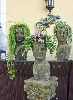 Head Planters                                                                                                                                                                                 Más