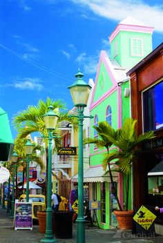Fact: St. Maarten was the original inspiration for rainbow sherbert.