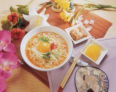 Ramyeon: Korean spicy noodle   [Sorry, NO RECIPE]