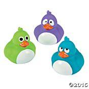 Crazy Rubber Duckies