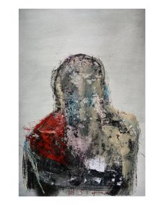 "Polubienia: 831, komentarze: 29 – wojciech sosidko (@w_sito) na Instagramie: ""tragic figure #2, oil pastel on linen paper, A4. . . it's available, DM/@ for info . . #art #sztuka…"""