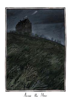 http://juliasarda.blogspot.co.uk/ I love this artwork!
