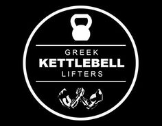 """Check out new work on my @Behance portfolio: """"Greek Kettlebell Lifters Logo"""" http://on.be.net/1LwKTrC"""