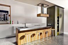 Kitchen design for the Kalex development, Park & Raphael Street, Abbotsford