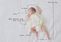 anunciar un nacimiento