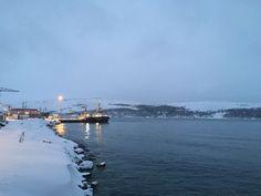 Kirkenes in Finnmark