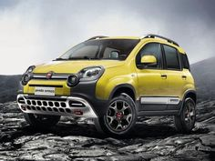 Not a big fan of the new fiat, but this does look good.  What do we think of the new Fiat Panda Cross?