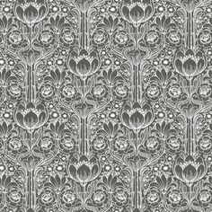 Brewster Wallcovering Wall Vision Ft Grey Non-Woven Damask Unpasted Paste The Wall Wallpaper Embossed Wallpaper, Damask Wallpaper, Wallpaper Direct, Wallpaper Panels, Geometric Wallpaper, Wallpaper Samples, Print Wallpaper, Wallpaper Roll, Wallpaper Patterns