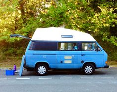 Click the image to read this cool camper story - VW Campervan Road Trip Home From Gibraltar- Part 2