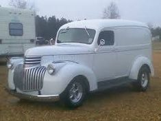 Image result for 48 chevy panel van