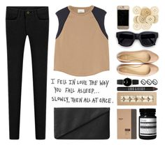 """""""076"""" by leesabauer ❤ liked on Polyvore featuring 3.1 Phillip Lim, Shinola, Monki, Cole Haan, Movado, ASOS, Lord & Berry, Aesop, Acne Studios and C.R.A.F.T."""