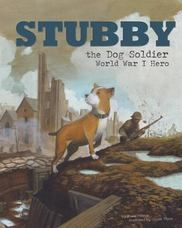 Students in AZ have voted Stubby the Dog Soldier as one of their favorite nonfiction titles and nominated it for a Grand Canyon Reader Award.