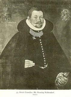 Det är någonting med släkten och kedjor. Nej jag menar inte att någon är slagen i kedjor, utan att smycka sig med dem. Min anfader Henning Henningsen Walkendorff, till Gloprup (1595-1658) var på den tiden en av riket Danmarks mäktigaste och rikaste män. På bilden pryder tjocka kedjor hans pampiga klädedräkt. Henning gifte sig med …