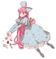 Find images and videos about pretty, anime and illustration on We Heart It - the app to get lost in what you love. Cartoon Kunst, Cartoon Art, Pretty Art, Cute Art, Marceline And Bubblegum, Bubbline, Fanarts Anime, Princess Bubblegum, Princess Celestia