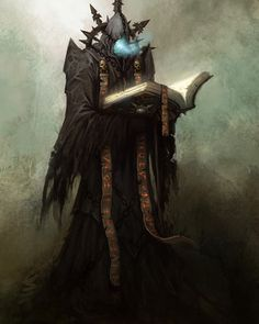 The Heretic, Lich