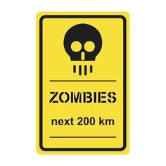Zombies Crash Car in Downtown Portland ❤ liked on Polyvore featuring zombies, fillers, backgrounds, words, quotes, text, phrases and saying