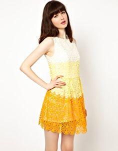 candy corn dress for halloween?