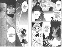 Mew Mew Power Kisshu and Ichigo   kish death so cute