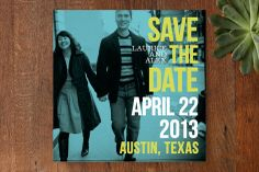 Save the Date possibility: Love Bop Save the Date Cards by Alex Elko Design at minted.com