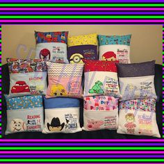29 Pillow Reading Sayings Pocket Pillow Sayings Book