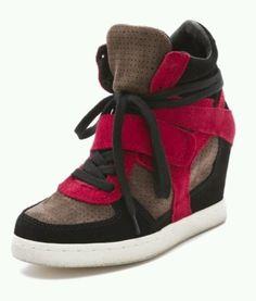 Wedges sneaker
