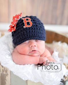 Baby Girl Hockey Baby Girl Clothes Crochet Flower Hat