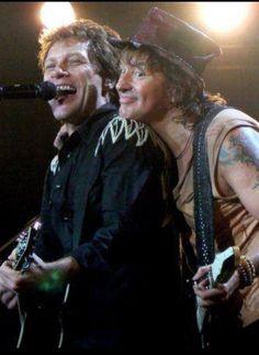 Jon & Richie <3