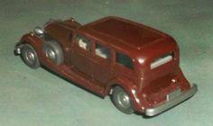 "838/1    Wiking-Modell Rolls Royce 1951 ""schokobraun"" sehr selten"