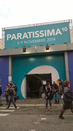 #Paratissima - Google+ Four Square, Broadway Shows, Torino, Explore, Signs, Google, Shop Signs, Sign, Exploring
