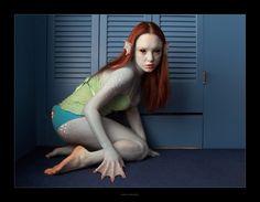 Womanimal: The Freaky Beauty of Half-Human, Half-Animal Creatures