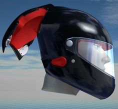 The New Voztec Helmet May Revolutionize Tramuatic Head Injuries trendhunter.com